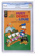 Bronze Age (1970-1979):Cartoon Character, Huey, Dewey, and Louie Junior Woodchucks #7 File Copy (GoldKey/Whitman, 1970) CGC NM 9.4 Off-white to white pages....