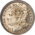 Patterns, 1879 10C Morgan Ten Cents, Judd-1586, Pollock-1779, High R.6, PR65 NGC....