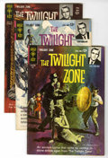 Silver Age (1956-1969):Horror, Twilight Zone Group (Gold Key, 1964-79) Condition: AverageFN/VF.... (Total: 23 Comic Books)