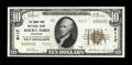 National Bank Notes:Colorado, Rocky Ford, CO - $10 1929 Ty. 2 The Rocky Ford NB Ch. # 9117. ...
