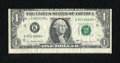 Error Notes:Miscellaneous Errors, Fr. 1910-K* $1 1977A Federal Reserve Star Note. Fine-Very Fine.. ...