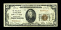 National Bank Notes:Pennsylvania, Fogelsville, PA - $20 1929 Ty. 1 The Fogelsville NB Ch. # 12975....