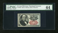 Fractional Currency:Fifth Issue, Fr. 1309 25c Fifth Issue PMG Choice Uncirculated 64....