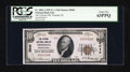 National Bank Notes:Pennsylvania, Tionesta, PA - $10 1929 Ty. 1 The Citizens NB Ch. # 5040. ...