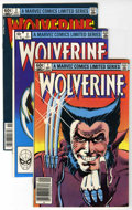 Modern Age (1980-Present):Superhero, Wolverine Group (Marvel, 1982-88) Condition: Average VF.... (Total:20 Comic Books)