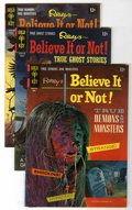 Silver Age (1956-1969):Horror, Ripley's Believe It Or Not Group (Gold Key, 1965-79) Condition:Average VF.... (Total: 29 Comic Books)