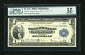 Fr. 716 $1 1918 Federal Reserve Bank Note PMG Choice Very Fine 35