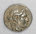 Ancients:Ancient Lots  , Ancients: Lot of two tetradrachms.... (Total: 2 coins)