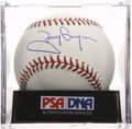 Autographs:Baseballs, Tony Gwynn Single Signed Baseball, PSA Gem Mint 10. ...