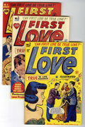 Golden Age (1938-1955):Romance, First Love Illustrated File Copies Group (Harvey, 1949-51)Condition: Average VF.... (Total: 7 Comic Books)