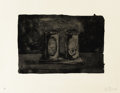 Fine Art - Work on Paper:Print, JASPER JOHNS (American, b. 1930). Ale Cans, 1975.Lithograph. Ed. 23/46. Signed and dated lower right: J Johns'75. ...