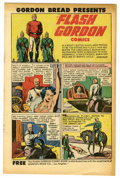Golden Age (1938-1955):Science Fiction, Flash Gordon #1 Giveaway File Copies Group (Harvey, 1951)Condition: Average VF.... (Total: 5 Comic Books)