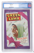 Golden Age (1938-1955):Superhero, Green Lama #7 (Prize, 1946) CGC NM- 9.2 Off-white pages....