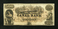 Obsoletes By State:Louisiana, New Orleans, LA- Canal Bank $500. ...