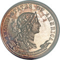 Patterns, 1870 25C Standard Silver Quarter Dollar, Judd-912, Pollock-1008,High R.6, PR67 Cameo NGC....