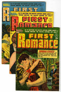 Golden Age (1938-1955):Romance, First Romance File Copies Group (Harvey, 1953-58) Condition:Average VF.... (Total: 31 Comic Books)