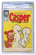 Golden Age (1938-1955):Cartoon Character, Casper the Friendly Ghost #29 File Copy (Harvey, 1955) CGC NM- 9.2Cream to off-white pages....