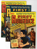 Golden Age (1938-1955):Romance, First Romance File Copies Group (Harvey, 1951-53) Condition: Average VF/NM.... (Total: 9 Comic Books)