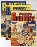 Golden Age (1938-1955):Romance, First Romance File Copies Group (Harvey, 1949-51) Condition:Average VF.... (Total: 8 Comic Books)