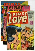 Golden Age (1938-1955):Romance, First Love Illustrated #31-40 File Copy Group (Harvey, 1953-54)Condition: Average VF.... (Total: 10 Comic Books)
