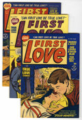 Golden Age (1938-1955):Romance, First Love Illustrated #11-20 File Copies Group (Harvey, 1949-51)Condition: Average VF.... (Total: 10 Comic Books)
