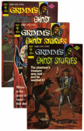 Bronze Age (1970-1979):Horror, Grimm's Ghost Stories #29-55 File Copies Group (Gold Key, 1976-81)Condition: Average NM.... (Total: 27)
