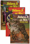 Bronze Age (1970-1979):Horror, Ripley's Believe It Or Not Group (Gold Key, 1976-79) Condition:Average NM.... (Total: 26)
