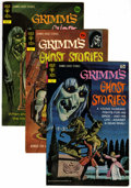 Bronze Age (1970-1979):Horror, Grimm's Ghost Stories Group (Gold Key, 1972-75) Condition: AverageVF/NM.... (Total: 26)
