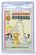 Bronze Age (1970-1979):Humor, Richie Rich Success Stories #67 File Copy (Harvey, 1976) CGC NM+9.6 White pages....