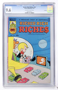 Bronze Age (1970-1979):Humor, Richie Rich Riches #23 File Copy (Harvey, 1976) CGC NM+ 9.6Off-white to white pages....