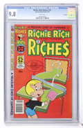 Bronze Age (1970-1979):Humor, Richie Rich Riches #41 File Copy (Harvey, 1979) CGC NM/MT 9.8 Whitepages....