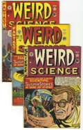 Golden Age (1938-1955):Horror, Weird Science Group (EC, 1950-53) Condition: Average QualifiedFN-.... (Total: 22 Comic Books)