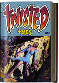 Modern Age (1980-Present):Horror, Twisted Tales #1-10 Bound Volume (Pacific Comics, 1982-84)....
