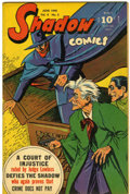 Golden Age (1938-1955):Crime, Shadow Comics V6#3 (Street & Smith, 1946) Condition: FN+....