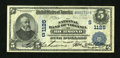 National Bank Notes:Virginia, Richmond, VA - $5 1902 Date Back Fr. 590 NB of Virginia Ch. #(S)1125. ...