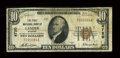 National Bank Notes:Wyoming, Lander, WY - $10 1929 Ty. 1 The First NB Ch. # 4720. ...