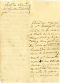 Autographs:Non-American, Sala De Sesiones Del Ayuntamiento De Villagran. Two pages, two sided, including integral blank, July 8, 1832. Being a record...