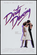 "Movie Posters:Romance, Dirty Dancing (Vestron, 1987). One Sheet (27"" X 41""). Romance...."