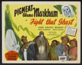 """Movie Posters:Black Films, Fight That Ghost (Toddy Pictures, 1946). Title Lobby Card and LobbyCards (4) (11"""" X 14""""). Black Films.... (Total: 5 Items)"""
