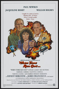 """When Time Ran Out... (Warner Brothers, 1980). One Sheet (27"""" X 41""""). Adventure"""