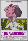 "Movie Posters:Sexploitation, The Abductors (Joseph Brenner Associates, 1972). One Sheet (27.5"" X41""). Sexploitation...."