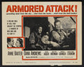 """Movie Posters:War, The North Star (NTA, R-1957). Lobby Card Set of 4 (11"""" X 14"""").Re-Released as Armored Attack! War.... (Total: 4 Items)"""