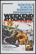 "Movie Posters:War, Weekend at Dunkirk (20th Century Fox, 1965). One Sheet (27"" X 41"").War...."