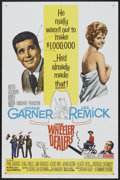 """Movie Posters:Comedy, The Wheeler Dealers (MGM, 1963). One Sheet (27"""" X 41""""). Comedy...."""