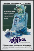 "Movie Posters:Blaxploitation, J.D.'s Revenge (American International, 1976). One Sheet (27"" X41""). Blaxploitation.. ..."