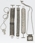 Estate Jewelry:Lots, Sterling Silver Jewelry Lot, Lois Hill. ... (Total: 5 Items)