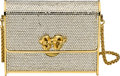 Estate Jewelry:Purses, Austrian Crystal, Yellow Metal, Evening Bag, Judith Leiber. ...