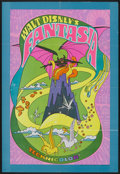"Movie Posters:Animated, Fantasia (Buena Vista, R-1970). One Sheet (27"" X 41""). Animated...."