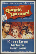 "Movie Posters:Adventure, Quentin Durward (MGM, 1955). One Sheet (27"" X 41""). Adventure...."