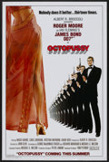 "Movie Posters:James Bond, Octopussy (MGM/UA, 1983). One Sheet (27"" X 41"") Advance Style A.James Bond...."